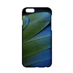 Feather Parrot Colorful Metalic Apple Iphone 6/6s Hardshell Case