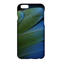 Feather Parrot Colorful Metalic Apple Iphone 6 Plus/6s Plus Hardshell Case