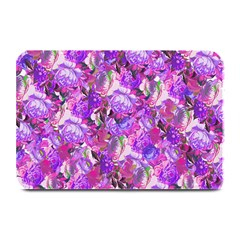 Flowers Abstract Digital Art Plate Mats