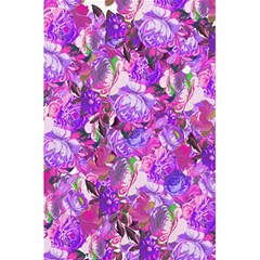 Flowers Abstract Digital Art 5 5  X 8 5  Notebooks