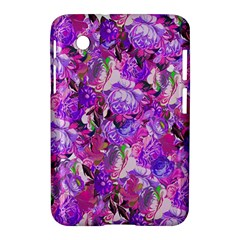 Flowers Abstract Digital Art Samsung Galaxy Tab 2 (7 ) P3100 Hardshell Case