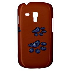 Footprints Paw Animal Track Foot Galaxy S3 Mini