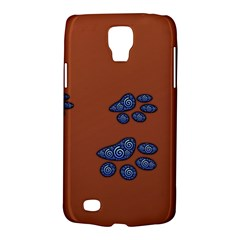 Footprints Paw Animal Track Foot Galaxy S4 Active