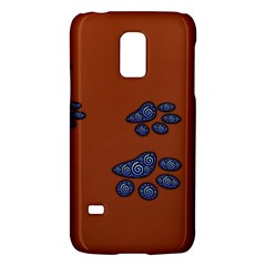 Footprints Paw Animal Track Foot Galaxy S5 Mini