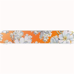 Flowers Background Backdrop Floral Small Bar Mats