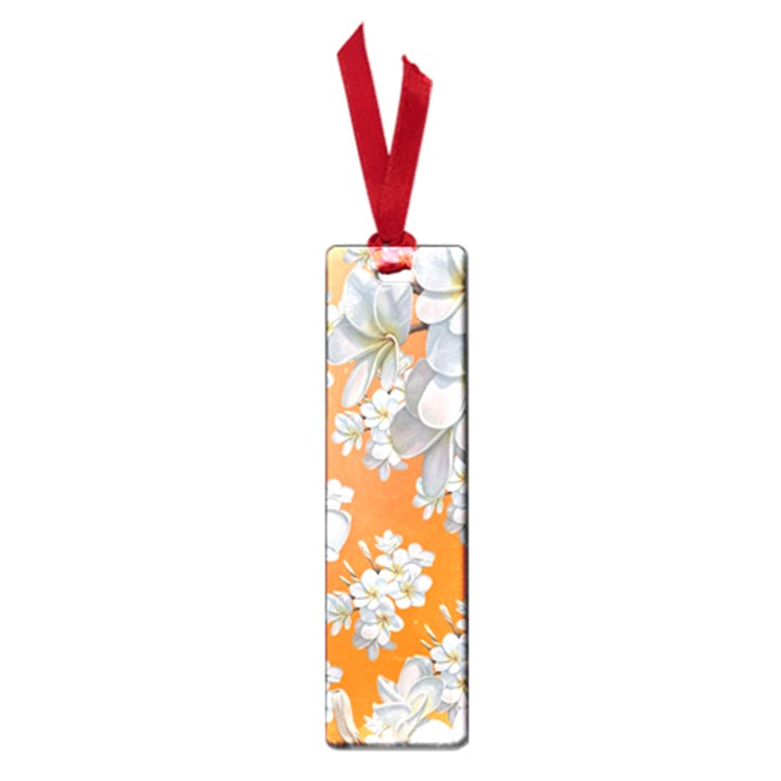Flowers Background Backdrop Floral Small Book Marks
