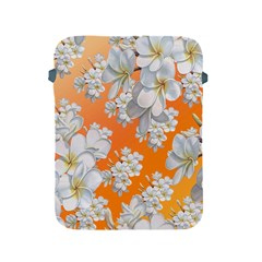 Flowers Background Backdrop Floral Apple Ipad 2/3/4 Protective Soft Cases