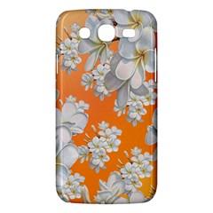 Flowers Background Backdrop Floral Samsung Galaxy Mega 5 8 I9152 Hardshell Case