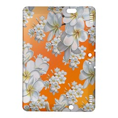 Flowers Background Backdrop Floral Kindle Fire Hdx 8 9  Hardshell Case