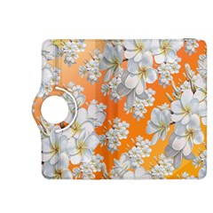 Flowers Background Backdrop Floral Kindle Fire Hdx 8 9  Flip 360 Case