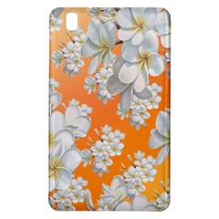 Flowers Background Backdrop Floral Samsung Galaxy Tab Pro 8 4 Hardshell Case