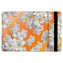 Flowers Background Backdrop Floral Ipad Air Flip