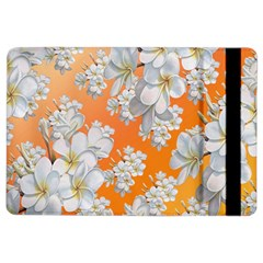 Flowers Background Backdrop Floral Ipad Air 2 Flip