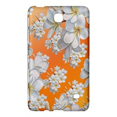 Flowers Background Backdrop Floral Samsung Galaxy Tab 4 (7 ) Hardshell Case