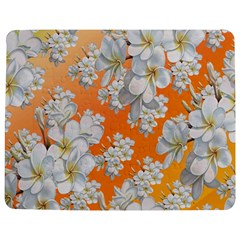 Flowers Background Backdrop Floral Jigsaw Puzzle Photo Stand (rectangular)