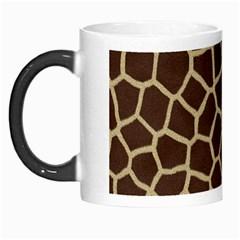 Giraffe Animal Print Skin Fur Morph Mugs