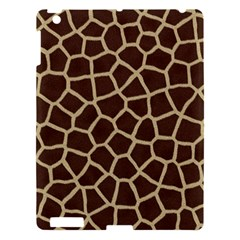 Giraffe Animal Print Skin Fur Apple Ipad 3/4 Hardshell Case