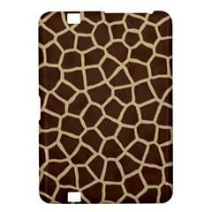 Giraffe Animal Print Skin Fur Kindle Fire Hd 8 9