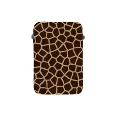 Giraffe Animal Print Skin Fur Apple Ipad Mini Protective Soft Cases