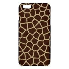 Giraffe Animal Print Skin Fur Iphone 6 Plus/6s Plus Tpu Case