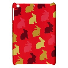 Hare Easter Pattern Animals Apple Ipad Mini Hardshell Case