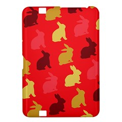Hare Easter Pattern Animals Kindle Fire Hd 8 9