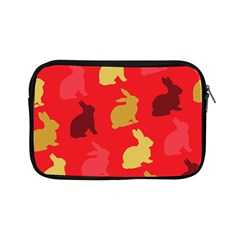 Hare Easter Pattern Animals Apple Ipad Mini Zipper Cases