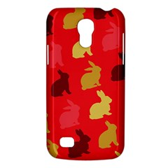 Hare Easter Pattern Animals Galaxy S4 Mini