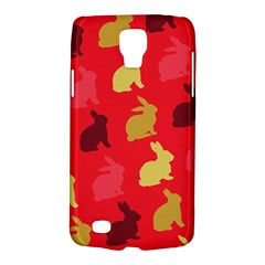 Hare Easter Pattern Animals Galaxy S4 Active