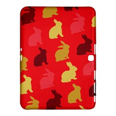 Hare Easter Pattern Animals Samsung Galaxy Tab 4 (10 1 ) Hardshell Case