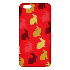 Hare Easter Pattern Animals Iphone 6 Plus/6s Plus Tpu Case