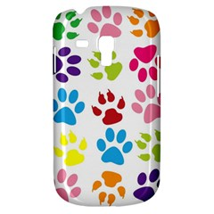 Paw Print Paw Prints Background Galaxy S3 Mini