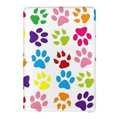 Paw Print Paw Prints Background Samsung Galaxy Tab Pro 12 2 Hardshell Case