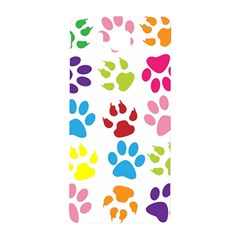 Paw Print Paw Prints Background Samsung Galaxy Alpha Hardshell Back Case