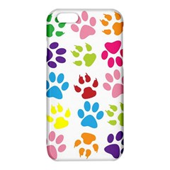 Paw Print Paw Prints Background iPhone 6/6S TPU Case