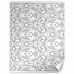 Pattern Silly Coloring Page Cool Canvas 36  x 48