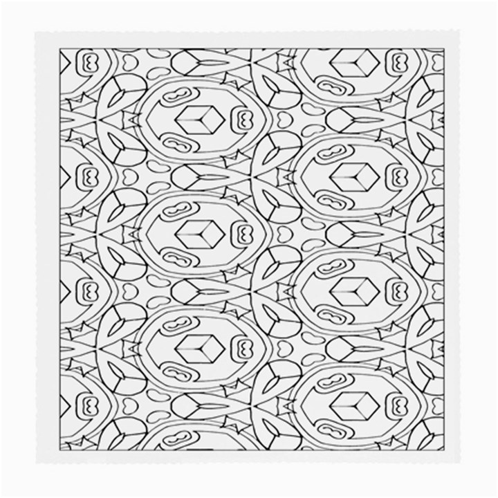 Pattern Silly Coloring Page Cool Medium Glasses Cloth