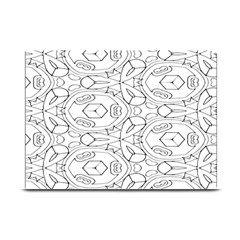 Pattern Silly Coloring Page Cool Plate Mats
