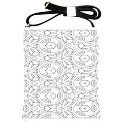 Pattern Silly Coloring Page Cool Shoulder Sling Bags