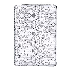Pattern Silly Coloring Page Cool Apple Ipad Mini Hardshell Case (compatible With Smart Cover)