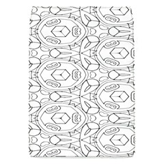 Pattern Silly Coloring Page Cool Flap Covers (s)