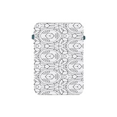 Pattern Silly Coloring Page Cool Apple Ipad Mini Protective Soft Cases