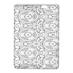 Pattern Silly Coloring Page Cool Kindle Fire Hdx 8 9  Hardshell Case