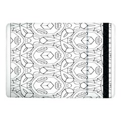 Pattern Silly Coloring Page Cool Samsung Galaxy Tab Pro 10 1  Flip Case