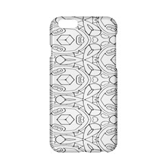 Pattern Silly Coloring Page Cool Apple Iphone 6/6s Hardshell Case