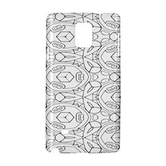 Pattern Silly Coloring Page Cool Samsung Galaxy Note 4 Hardshell Case