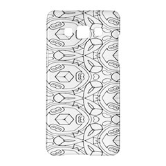 Pattern Silly Coloring Page Cool Samsung Galaxy A5 Hardshell Case