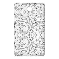 Pattern Silly Coloring Page Cool Samsung Galaxy Tab 4 (8 ) Hardshell Case