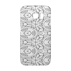 Pattern Silly Coloring Page Cool Galaxy S6 Edge