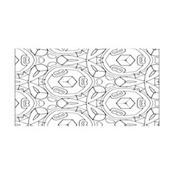 Pattern Silly Coloring Page Cool Satin Wrap
